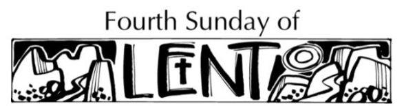 4th Sunday of Lent 2021.JPG