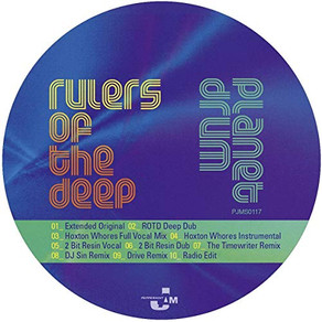 Planet Drum  - RULERS OF THE DEEP