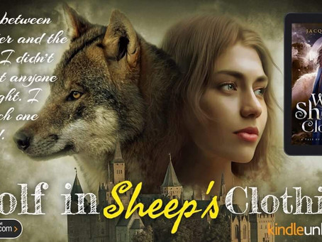Happy Release Day!! (Wolf In Sheep's Clothing)