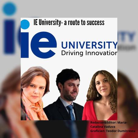 IE University- a route to success