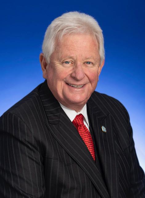 State Representative Kelly Keisling (R-Byrdstown)