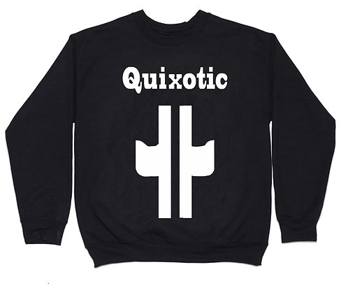 QUIXOTIC BLACK