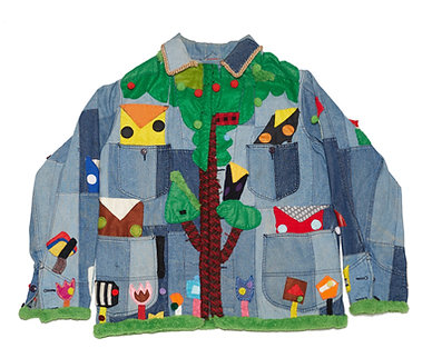 Cat Tower Jacket