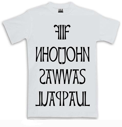 IF JOHN WAS PAUL