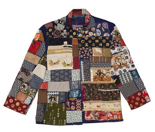 Japanese Patchwork Jacket