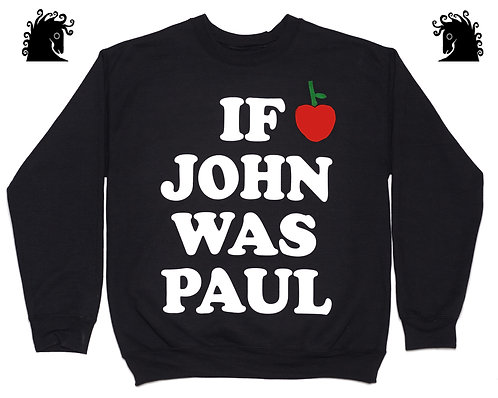 IF JOHN WAS PAUL