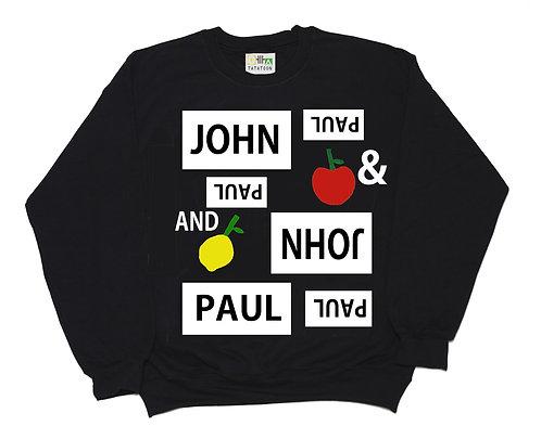 AND JOHN & PAUL