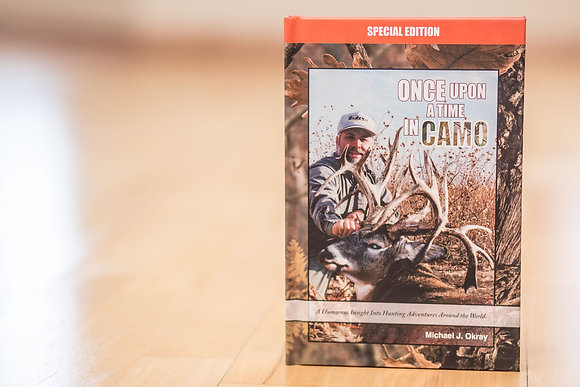 Once Upon a Time in Camo Book