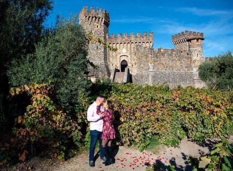 Dreamy Castle Proposal