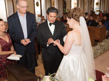 Yesenia and Javier's Wedding