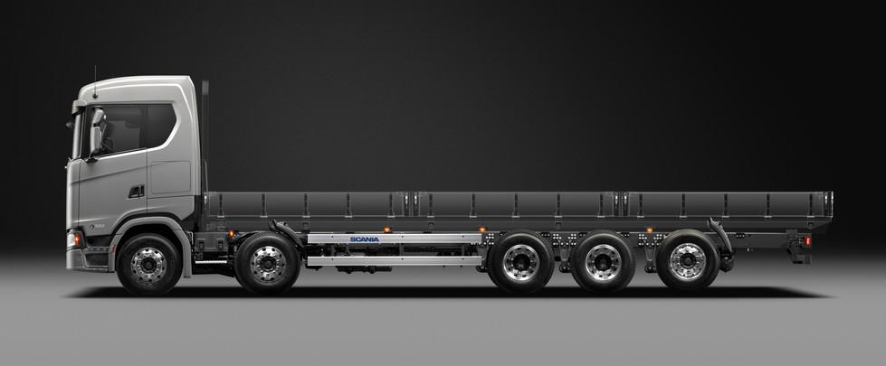 Scania Cargo S500 10x46 Multi