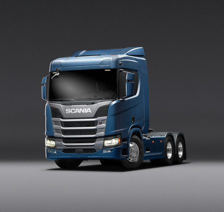 Scania Tractor R500 6x2
