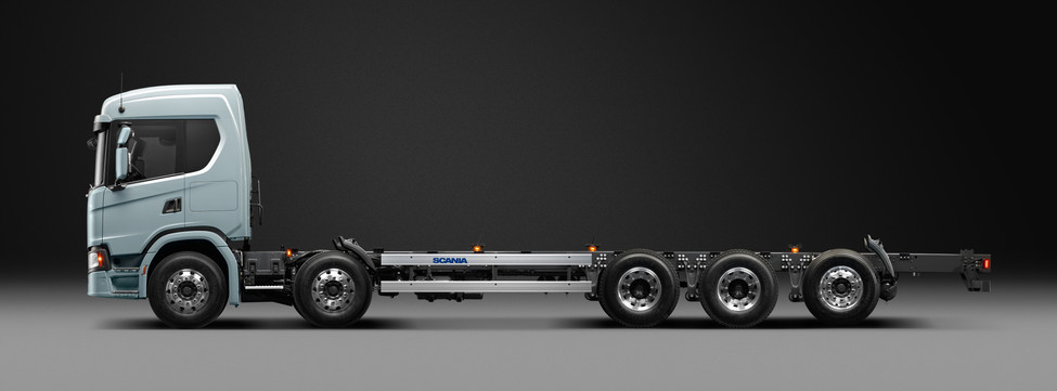 Scania Cargo G450 10x46 Multi
