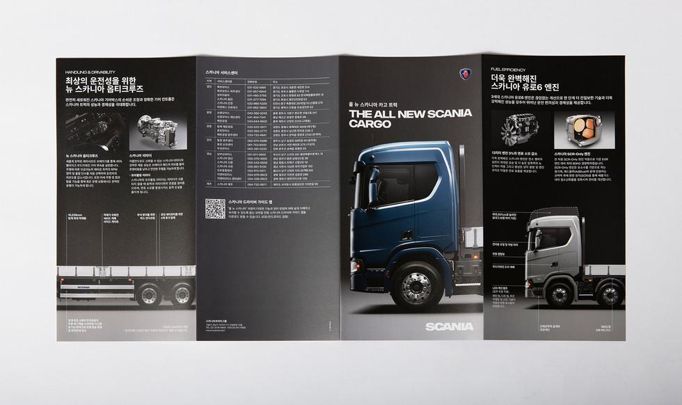 Scania Leaflet