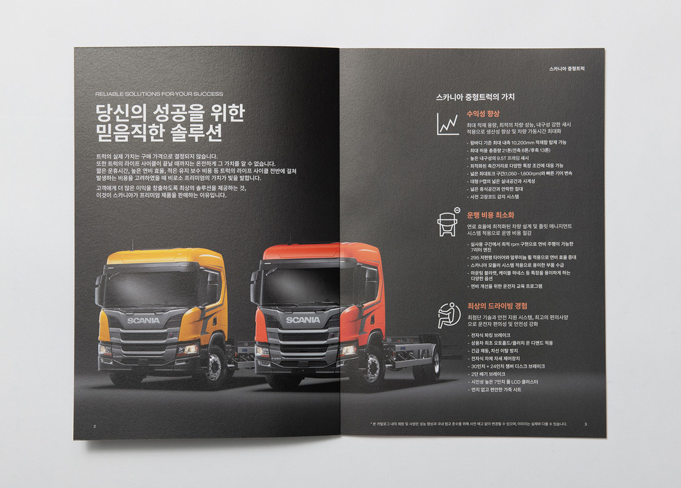 Scania Catalogue