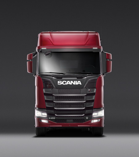 Scania Tractor S650 V8
