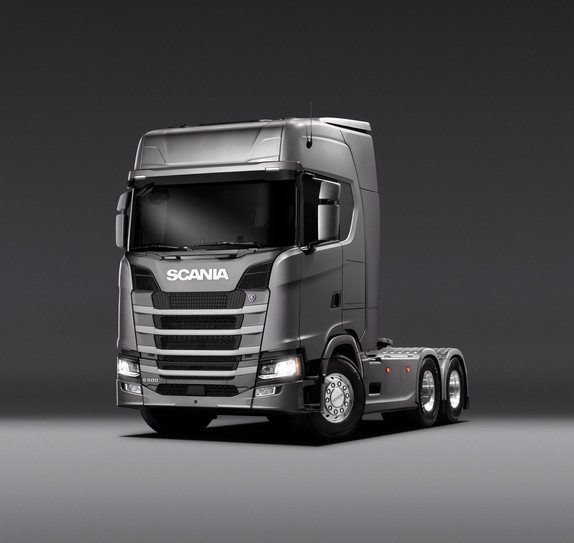 Scania Tractor S500 High