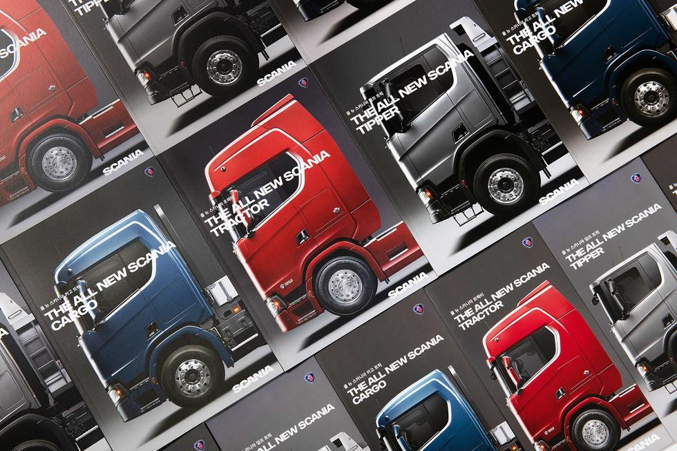 Scania Catalogue & Leaflet