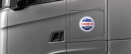 Scania Sticker