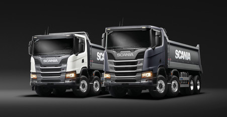 Scania Tipper Collection