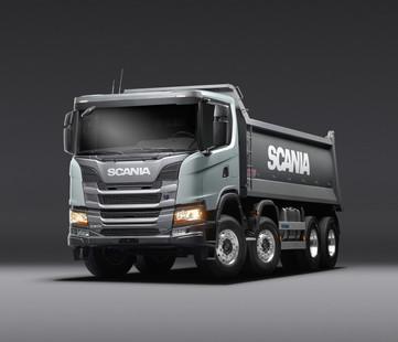 Scania Tipper G500 8x4 Essence