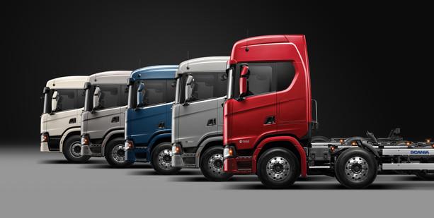 Scania Cargo Collection