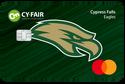 Cy Fair Federal Credit Union School Spirit Debit Cards