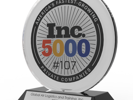 """GALT, Inc ranks #107 on """"2020 Inc. 5000"""" list of fastest growing private companies in America!"""
