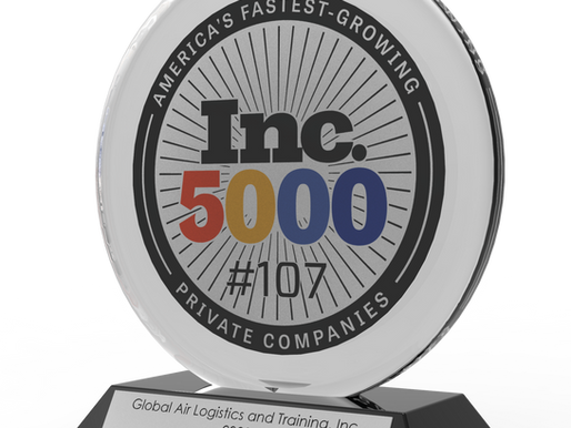 "GALT, Inc ranks #107 on ""2020 Inc. 5000"" list of fastest growing private companies in America!"