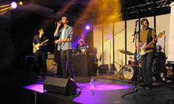 Veranstaltungstechnik Band