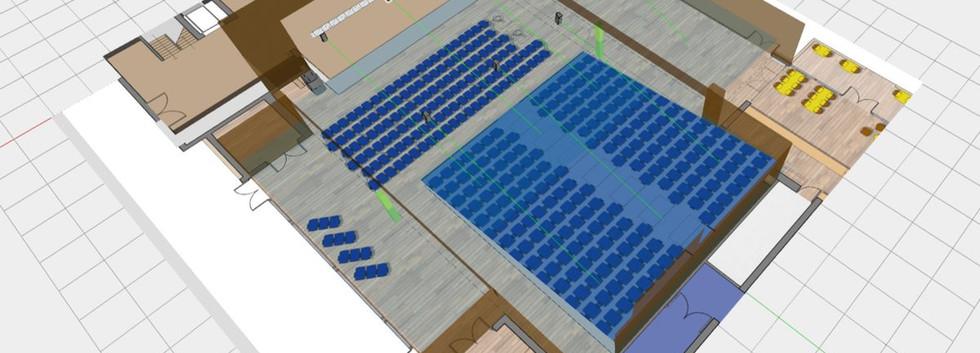 3D Skizze Raum
