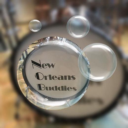 New Orleans Buddies logo