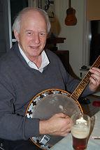 Friso van Terwisga - banjo en gitaar .jp