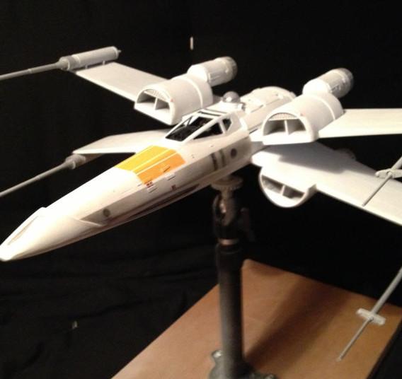 RMQ Concept X-Wing