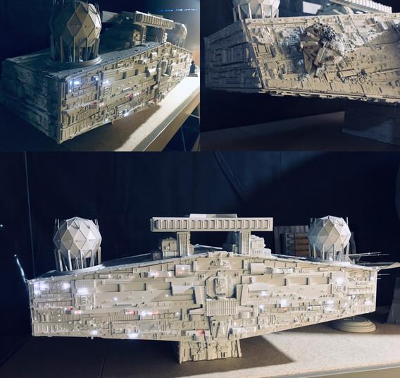 ESB-ish Star Destroyer Bridge