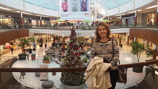 Tiempo de Navidad en Boston, Ma - writer Gloria V. Casañas Casanas