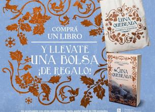 """PreVenta de """"Luna Quebrada"""""""