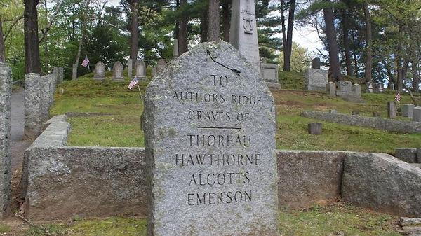 Sleepy Hollow, el cementerio donde yacen todos ellos