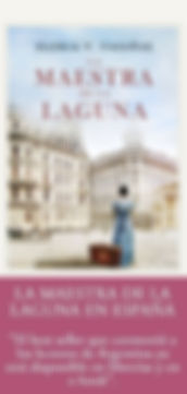 Novelas Históricas -Edición es España de la Maestra de la Laguna novela de Gloria V Casañas