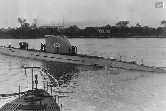 Submarino aleman moderno