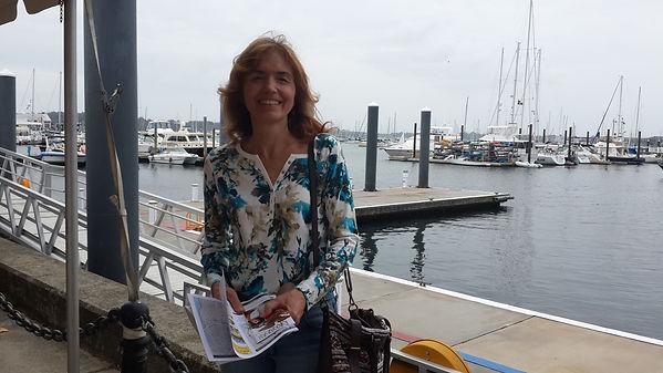 Newport, uno de los escenarios de la novela