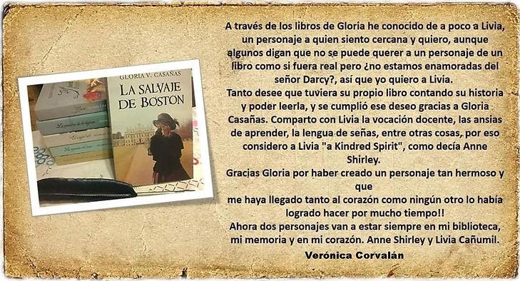 la opinión de Verónica Corvalán