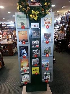 ranking bestseller Librerías Cúspide al salir la primera edición