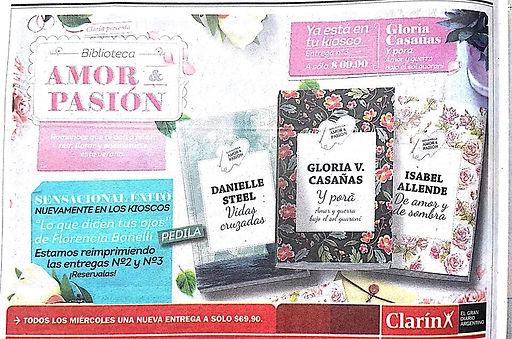 Coleccionables de Clarín