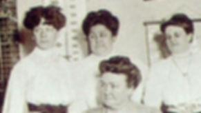 Cecilia Grierson primera médica argentina en la novela de Gloria V. Casañas Luna Quebrada