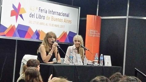 Presentación con Luis Delfino