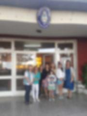 escuela Brigadier Hornos en Mar Chiquita