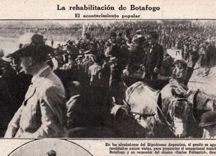 La revancha de Botafogo, cuando era linda la vida.