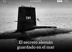 El secreto alemán guardado en el mar