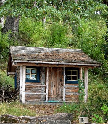 La cabaña de Newen en Los Notros